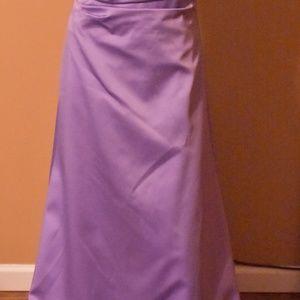 Cache' Bridesmaid - Purple Maxi